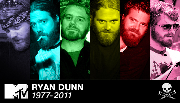 RYAN DUNN 1977-2011