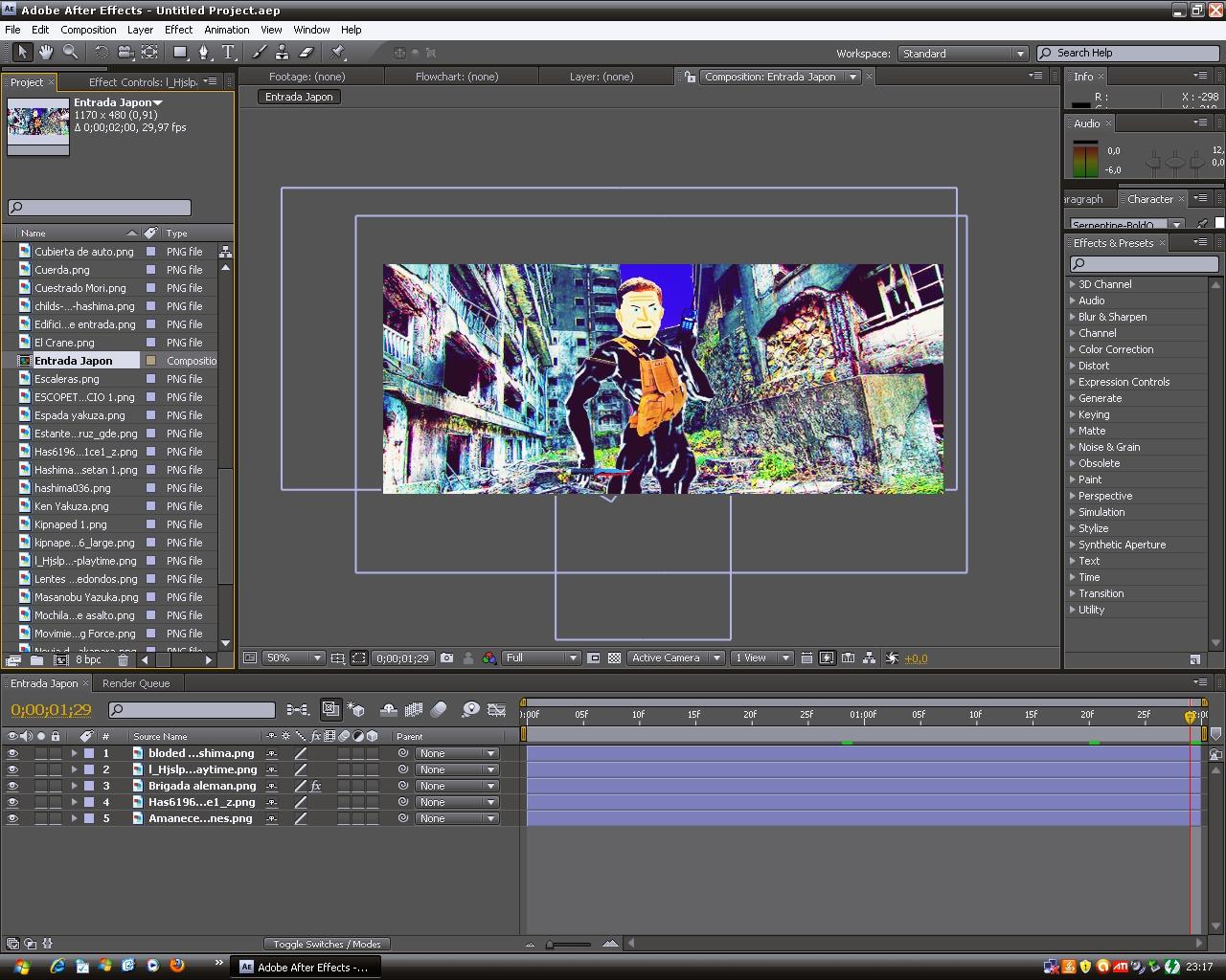Making of 05 - 12 - 2012