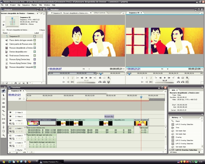 Making of 22-12-2012