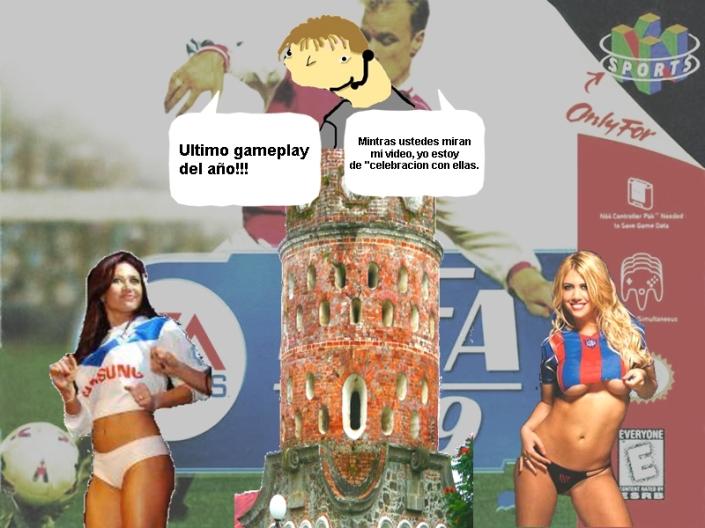 Henry FIFA 99 Imagen de fondo