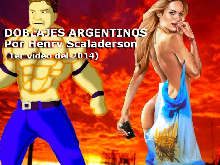Portada Doblajes Argentinos