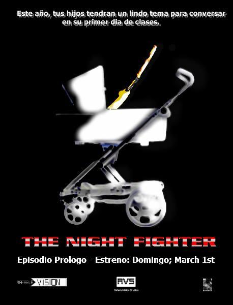 Night Fighter Cuna poster